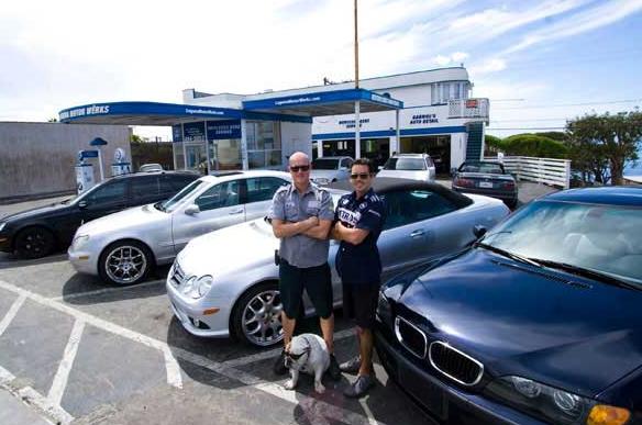 Laguna Motor Works: Auto Repair in Laguna Beach for BMW and Mercedes-Benz service